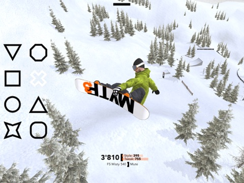 MyTP Snowboarding 3 screenshot 3