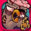 Happy Zombie Birds: Eat the Fatty Birdies