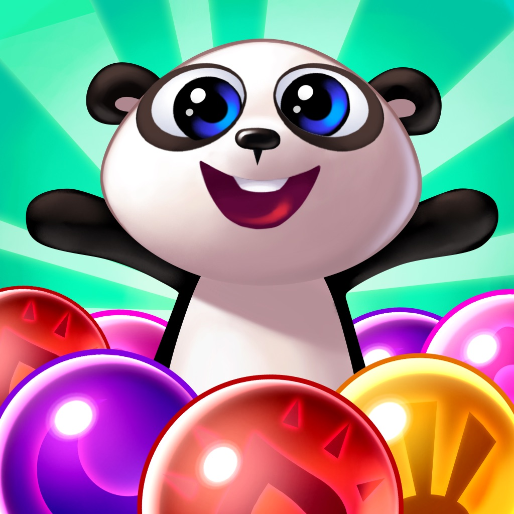 panda pop bubble shooter on the app store