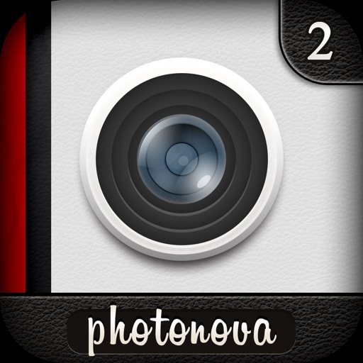 PhotoNova+2 – Photo Editor with Selective FX & Lasso
