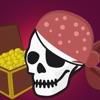 從頭骨海盜逃離 - 新的速度道奇挑戰者遊戲