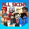 All Skins for PE - Best Skin Simulator and Exporter for Minecraft Pocket Edition Lite