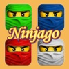 Splash Super Saga Match Puzzle - Ninjago Version