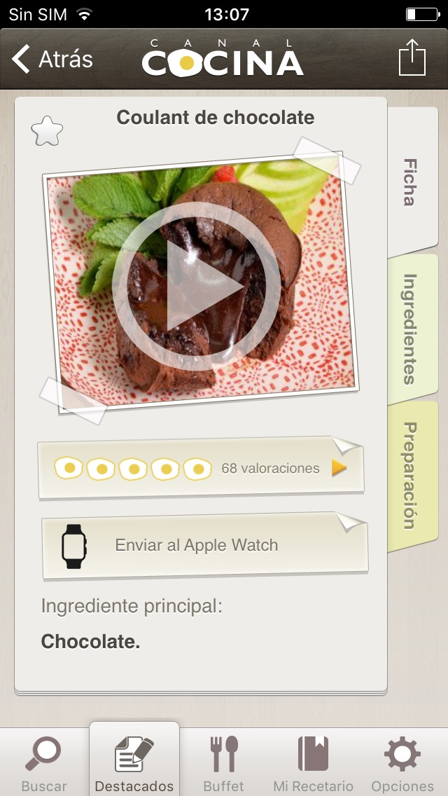 download Canal Cocina apps 1