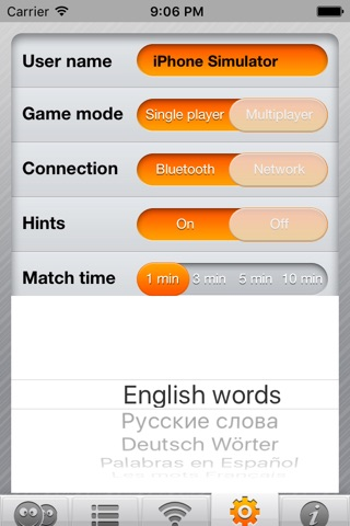 TAP LETTERS -  Word Builder Game Online screenshot 4