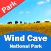 Wind Cave National Park – GPS Offline Park Map Navigator