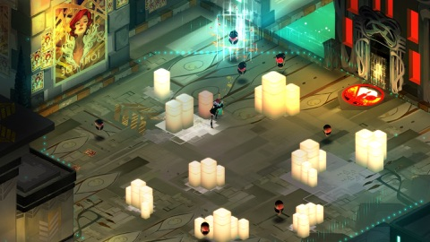 Screenshot #12 for Transistor