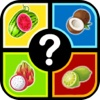 Fruit Pictures Figure - Kids Puzzle:Outdoor&First Words Sampler:Learn English