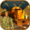 Gunship Battle Train Shooter