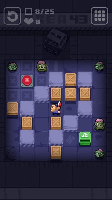 Zombie Maze: Puppy Rescue Screenshot
