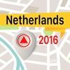 荷兰 離線地圖導航和指南