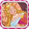 Sleeping Beauty Scene - Dress Up Games