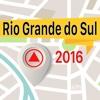Rio Grande do Sul Offline Map Navigator and Guide