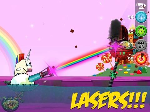 Spunge Invaders Screenshot