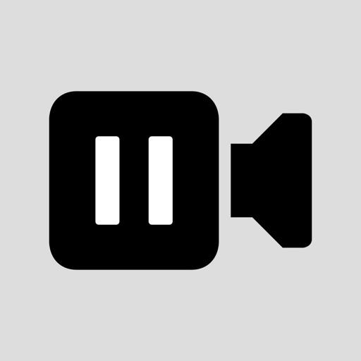 Video Pause iOS App