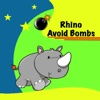 Rhino Avoid Bombs