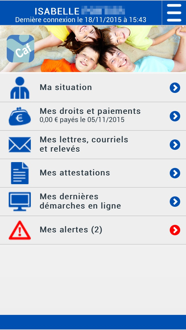 download Caf - Mon Compte apps 3