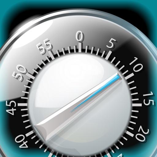 Minuteur de cuisine best kitchen timer par smartphoneware - Minuteur 7 minutes ...
