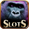 Slots Super Gorilla Journey - Slot machines & Casino