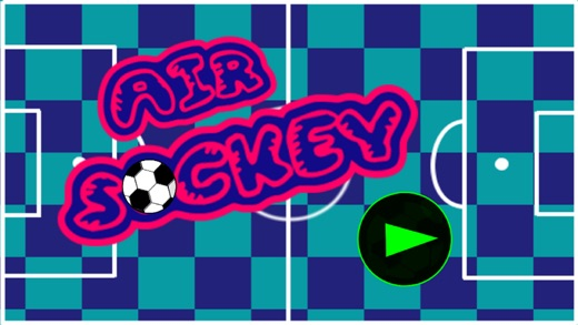 Air Sockey Screenshot