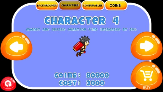 Chester Jetpack Screenshot