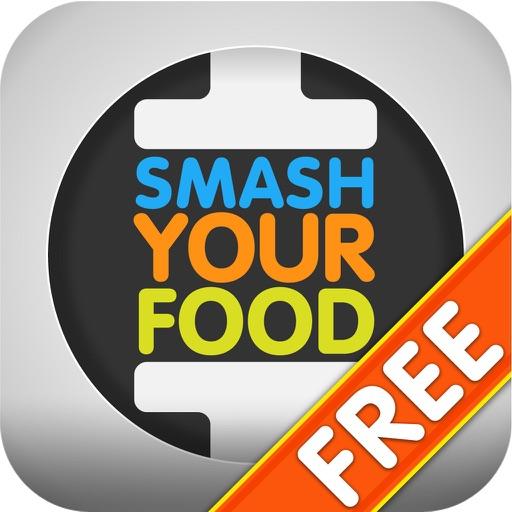 Smash Your Food FREE iOS App