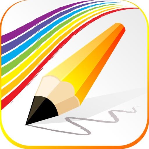 Draw Space - Pixel art tool iOS App