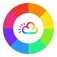 レインボー天気ウィジェット - Rainbow Weather Widget: Beautiful & Minimal Local Forecast for Japan