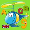 Kid Shape Puzzles Free - A Game Helps Kids Learn English kid mountain shape