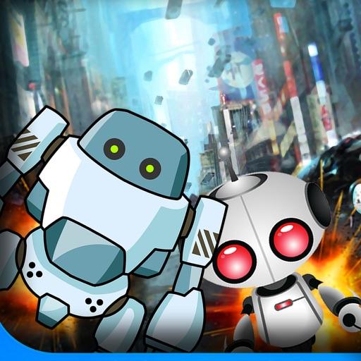 Robotic Iron Force 2016 - Ultimate Battlefield iOS App