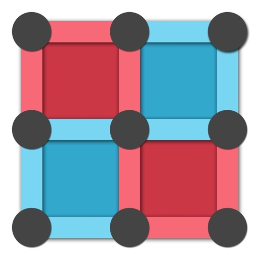 Dots and Boxes 2016 - these crazy colorfy arrow & traffic multiplayer game iOS App
