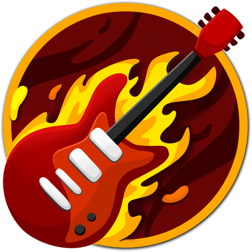 Rock Ace 3D - Best Guitar Solo DELUXE For Mac