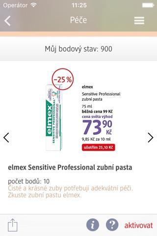 dm Česká republika screenshot 3