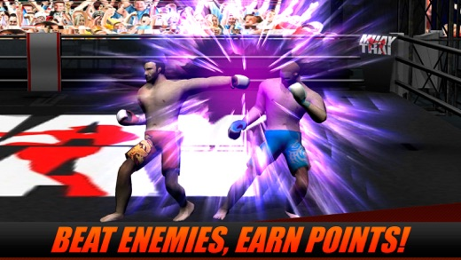 Thai Box Fighting Championship 3D Screenshot