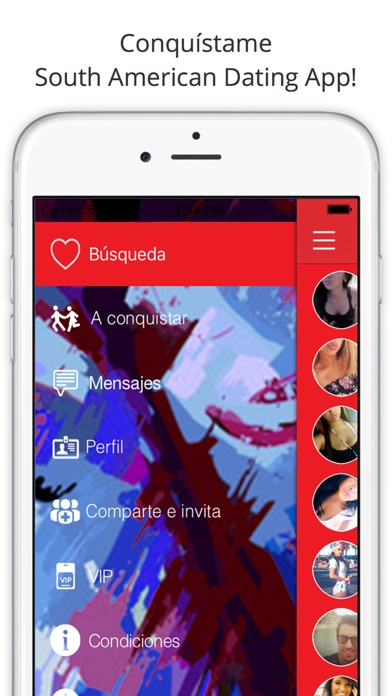 download Conquistame - South American Dating App! Meet Latino Singles, Chat and Love apps 2