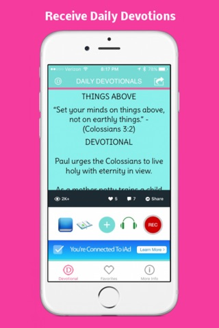 Proverbs 31 Devotionals Pro screenshot 1