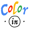 Poptacular Ltd - Colorin - The free coloring in book quiz game for adults artwork
