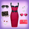 Girls Dress Up - Selfie Makeup & Makeover Booth, Sticker Pic Editor