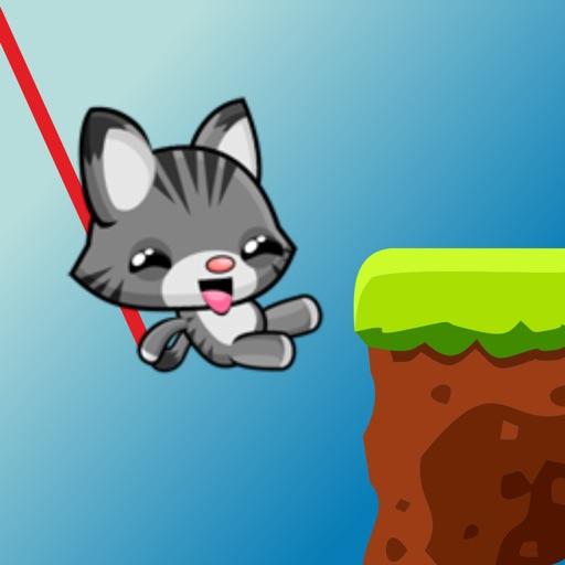 Swing Kitty Cat