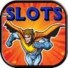 Superhero Slot Machine Casino - Super Hero Powers, Super Wins! super