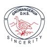 Gnowangerup DHS