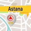 Astana Offline Map Navigator and Guide