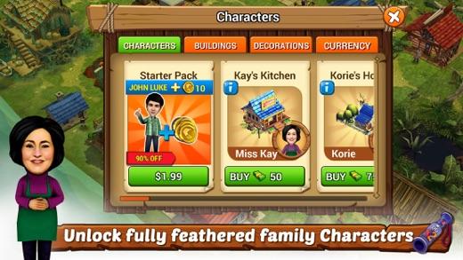 Duck Dynasty ® Family Empire Screenshot
