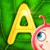 Yum-Yum Letters - learn how to write letters from A to Z and improve handwriting