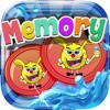 Memories Matching Sponge in Party : Out of Water Puzzles For Kids Free