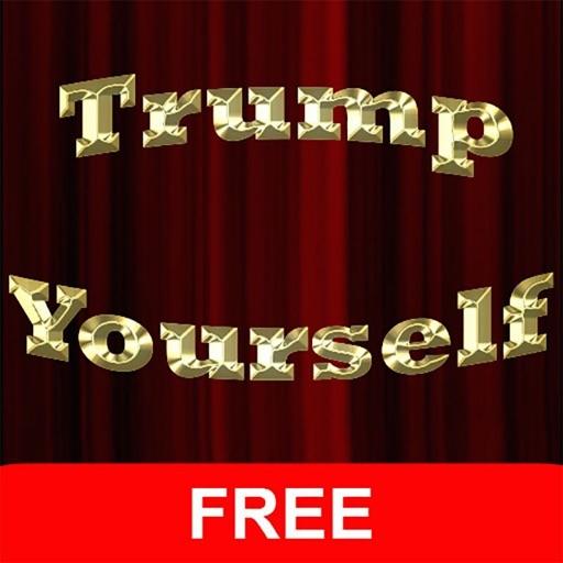 Trump Yourself FREE - the Donald Trump Selfie App iOS App