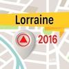 Lorraine 離線地圖導航和指南
