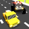 Pixel Smashy Race 3D: Cop Chase racing smashy
