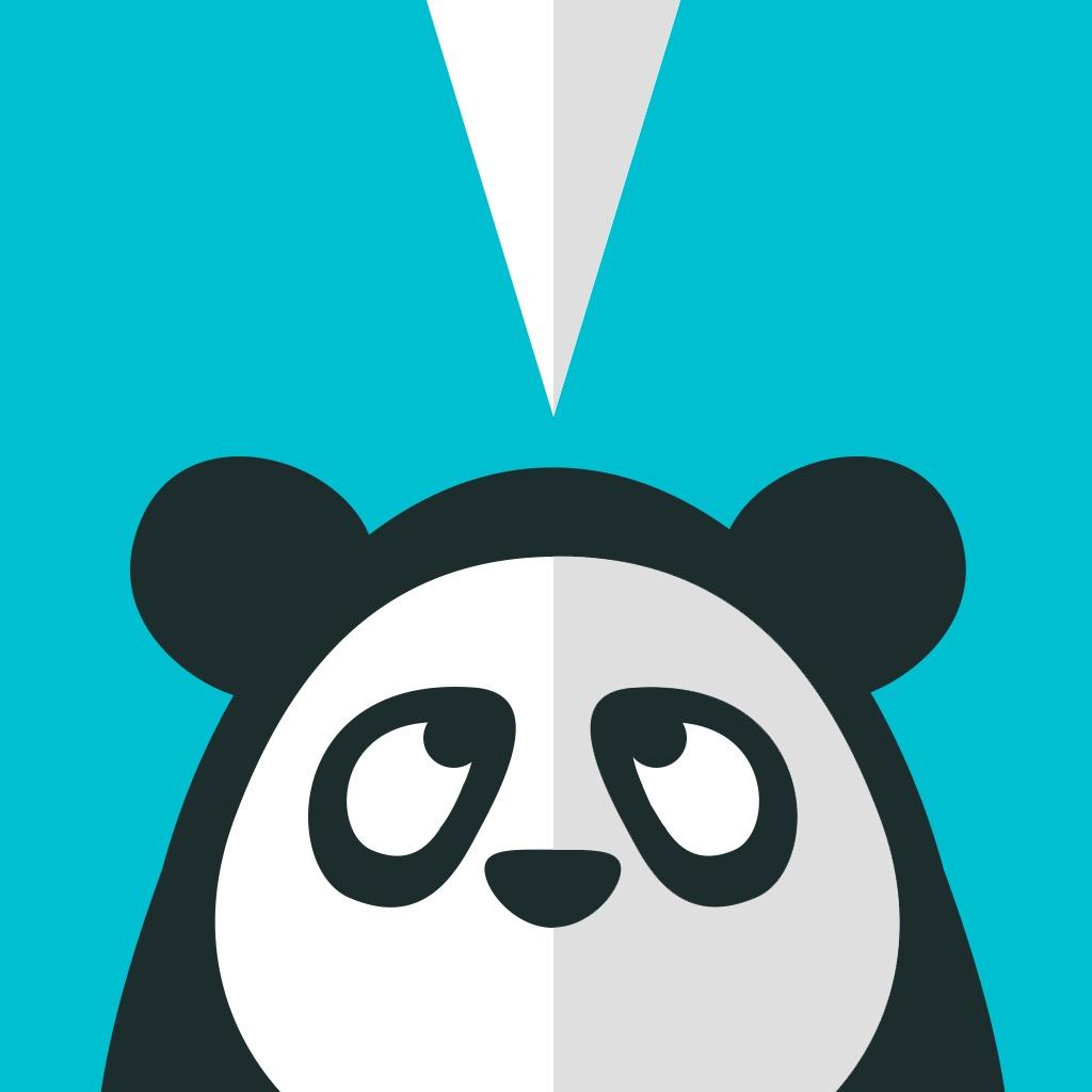 熊猫手指偶制作步骤