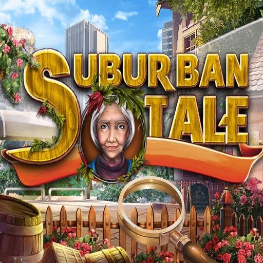 Suburban Tale Hidden Mystery Game iOS App